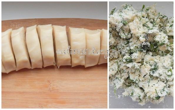 Лепешки с сыром и зеленью на сковороде рецепт с фото пошаговый