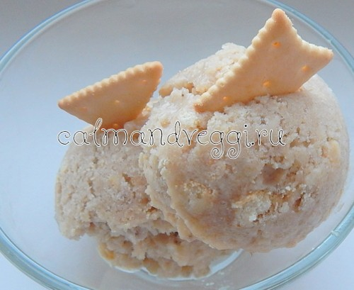 домашнее мороженое без сливок и молока рецепт с фото