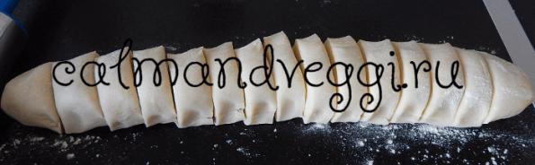 Простые лепешки на сковороде