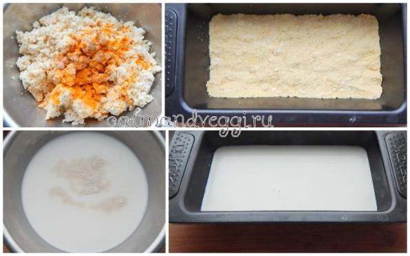 Веганское яйцо для салата, пошаговый рецепт с фото