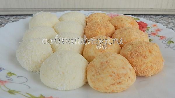 Домашние молочные конфеты из сгущенки и сухого молока