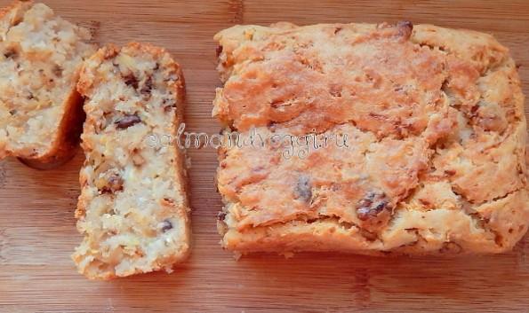 Кабачковый кекс рецепт с фото