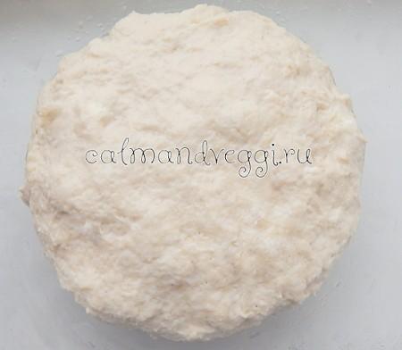 Дрожжевое тесто на кефире рецепт с фото