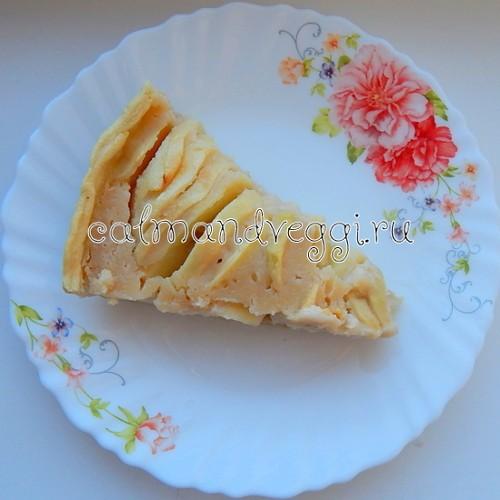 Цветаевский пирог без яиц