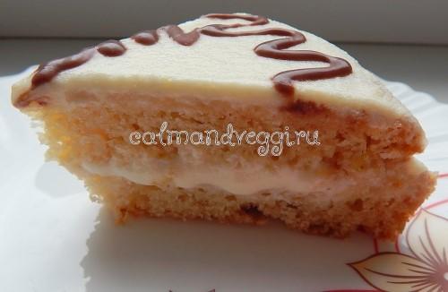лимонный торт пошаговый рецепт с фото