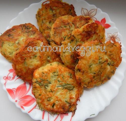 драники без яиц - 3 рецепта с фото