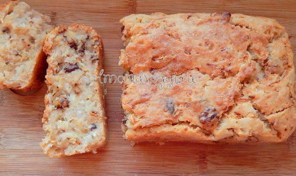 кабачковый кекс пошаговый рецепт с фото