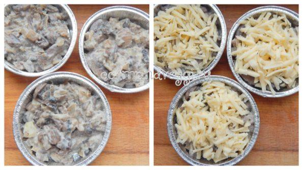 рецепт жульена из грибов