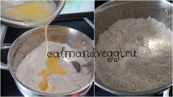 тесто на тонкие пирожки рецепт с фото