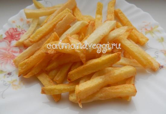 картофель фри рецепт с фото