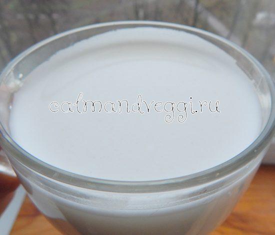 овсяное молоко рецепт с пошаговыми фото