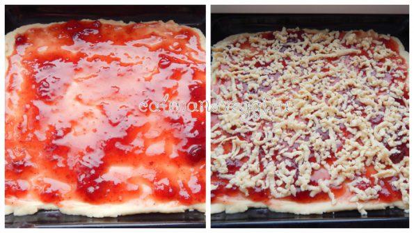 песочный тертый пирог с вареньем пошаговый рецепт