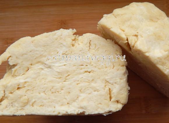 рубленое тесто рецепт с пошаговыми фото